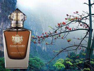 KJ Photo Perfume Bottle with Hills & Valleys